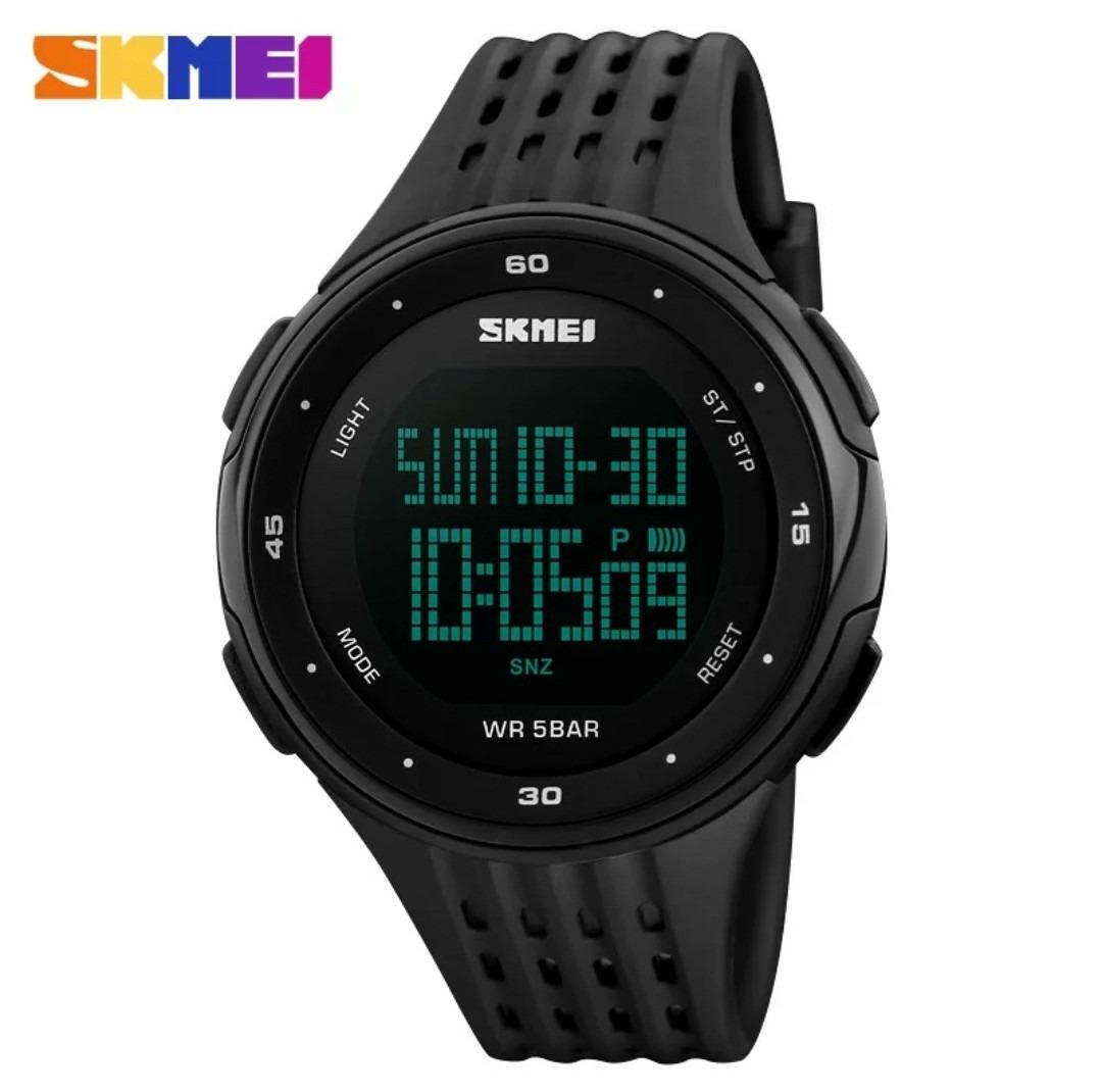 34f93452f05 relógio digital esportivo prova d água skmei 1219 promoção. Carregando zoom.