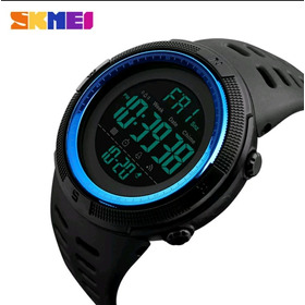 Relógio Digital Esportivo Prova D'água Skmei 1251 Azul