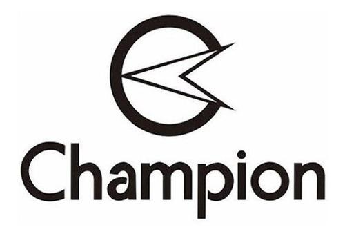 relógio digital feminino champion preto