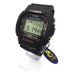 Relógio Digital Masculino Esportivo Atlantis T-fource