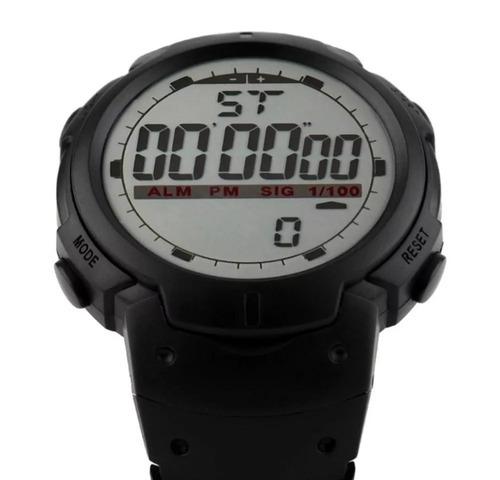 relógio digital masculino esportivo prova d´água