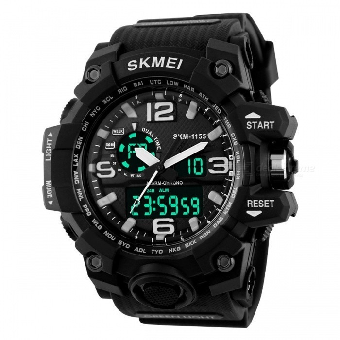 81f69fb71b0 Relógio Digital Masculino Importado Skmei Barato - R  99