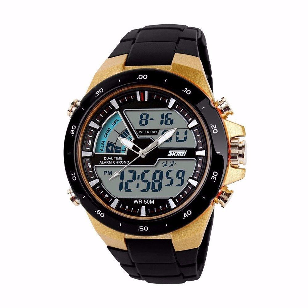 cbb207af0b3 Relógio Digital Masculino Promoção Modelo Esportivo - R  59