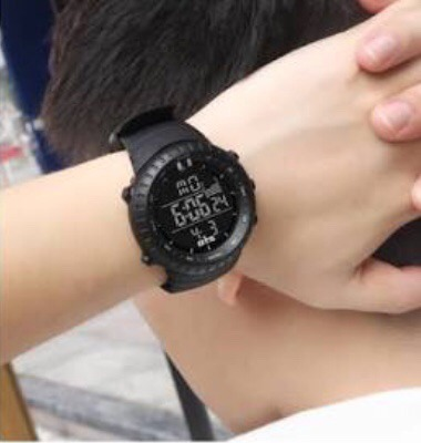 a42564d7851 Relógio Digital Militar Ots 50mm Esportivo Masculino Casual - R  118 ...