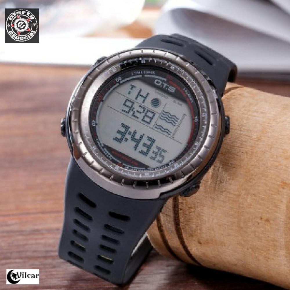 c878c6bd166 relógio digital militar ots esportivo masculino promoção. Carregando zoom.
