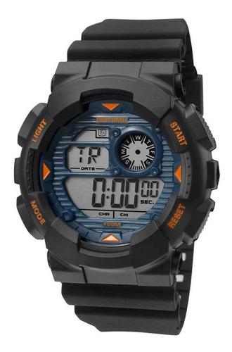 relógio digital mormaii mo3415a/8a