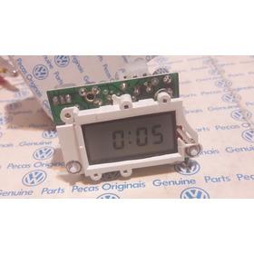 Relógio Digital Orig Vw Gol Gti