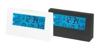relogio digital parede ou mesa com termômetro alarme