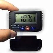 5f0158207ab Relogio Digital Portatil Automotivo Ou Mesa Com Despertador - R  12 ...