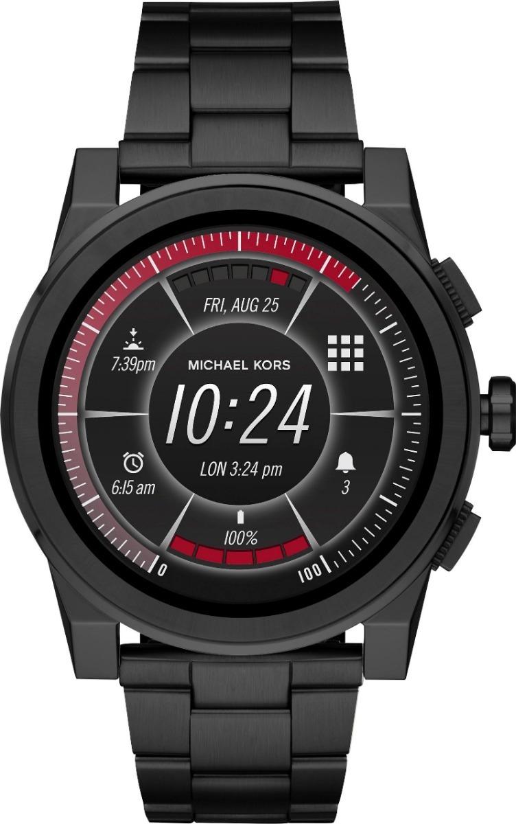 relogio digital smartwatch michael kors access mkt5029 preto. Carregando  zoom. 27ca95058c