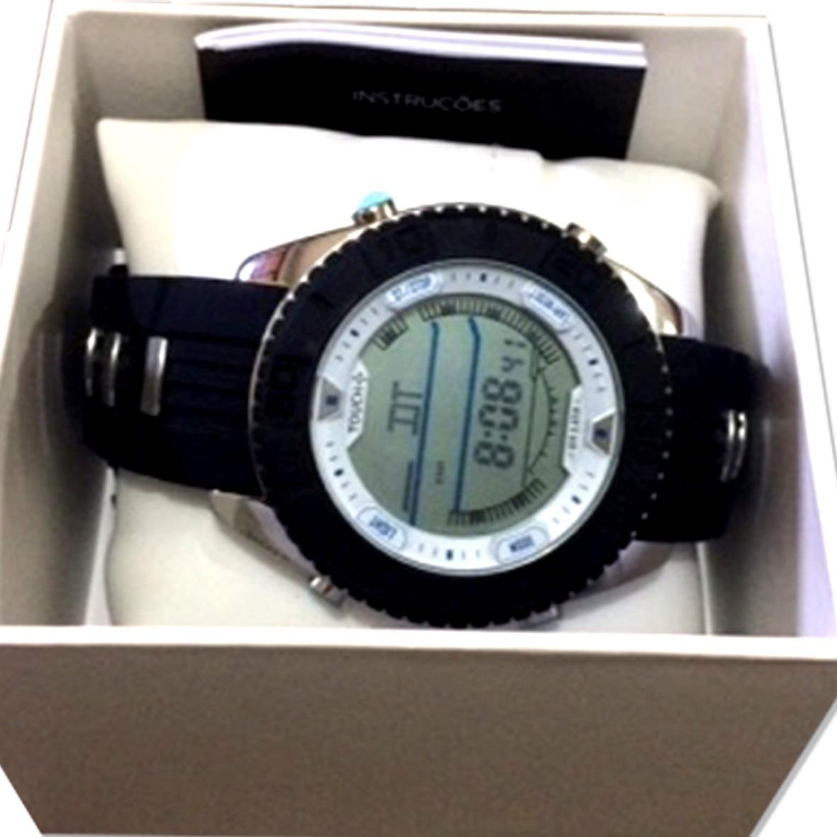 76d1811edd1 Relógio Digital Touchwatches - Grupotechnos - R  49