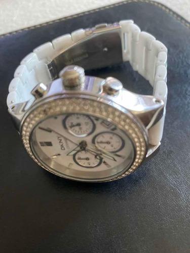 relógio dkny ceramic