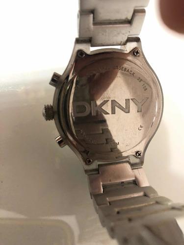 relógio dkny ny8262 46mm
