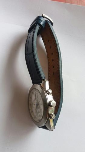 relogio dkny todo funcional cronografo  miyota japan