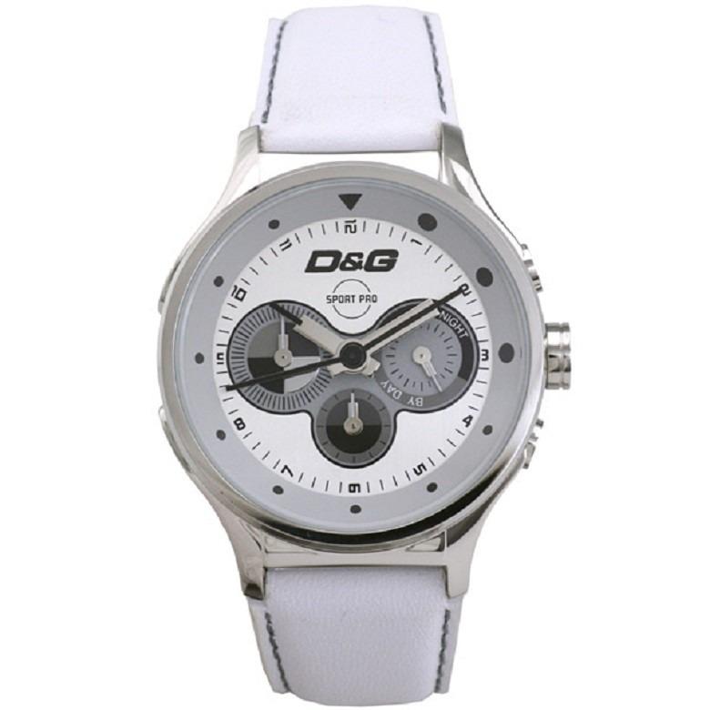 417e09daac52f Relógio Dolce Gabbana Original Pulseira Em Couro Sem Caixa - R  378 ...