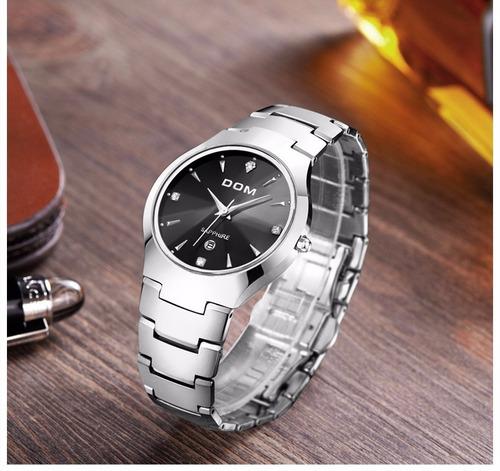 60109e4dbae Relógio Dom W698 Masculino Pronta Entrega (original) - R  199