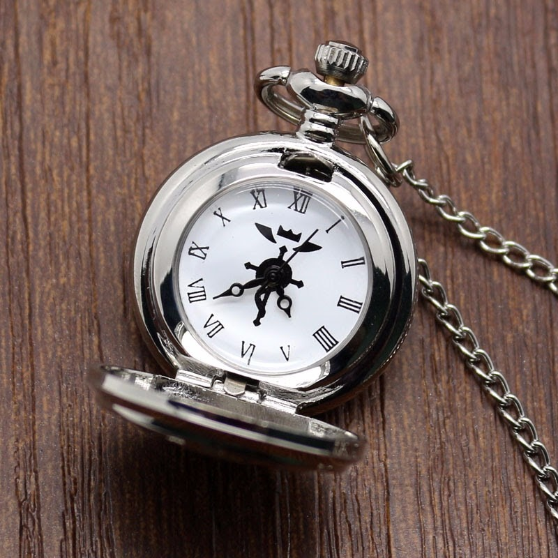 535cba64690 Relógio Dos Alquimistas Federais - Fullmetal Alchemist- Inox - R  32 ...