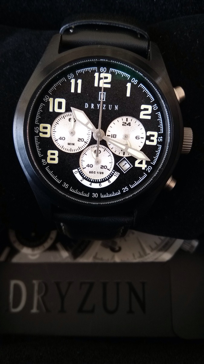 46b0481c11b relógio dryzun. Carregando zoom.