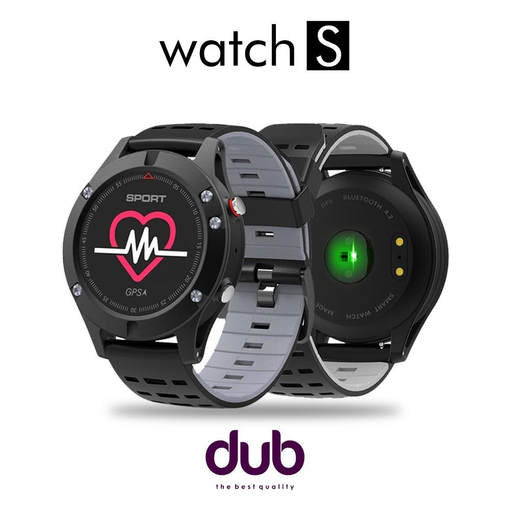 fab4fb181c7 Relogio Dub Watch S- Sport Gps - R  1.900