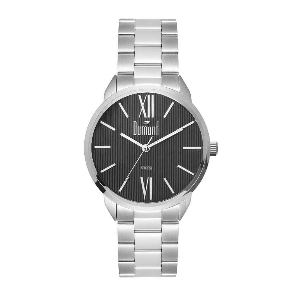 8170be22be9 relógio dumont berlim cinza du2036mfh 3c. Carregando zoom.
