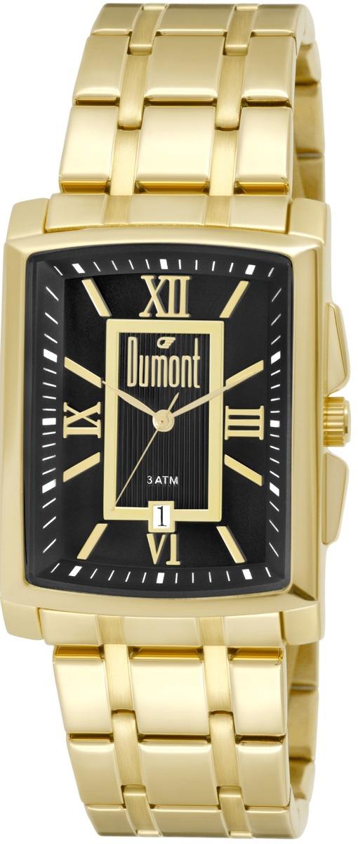 2c33db7bbef relógio dumont berlim masculino du2115cz 4p. Carregando zoom.