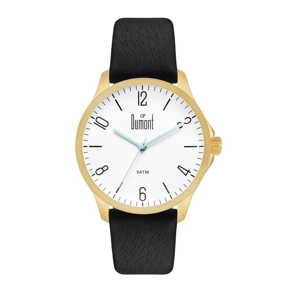 3bb6746748b relógio dumont berlim preto e dourado du2035lvv 2b. Carregando zoom.