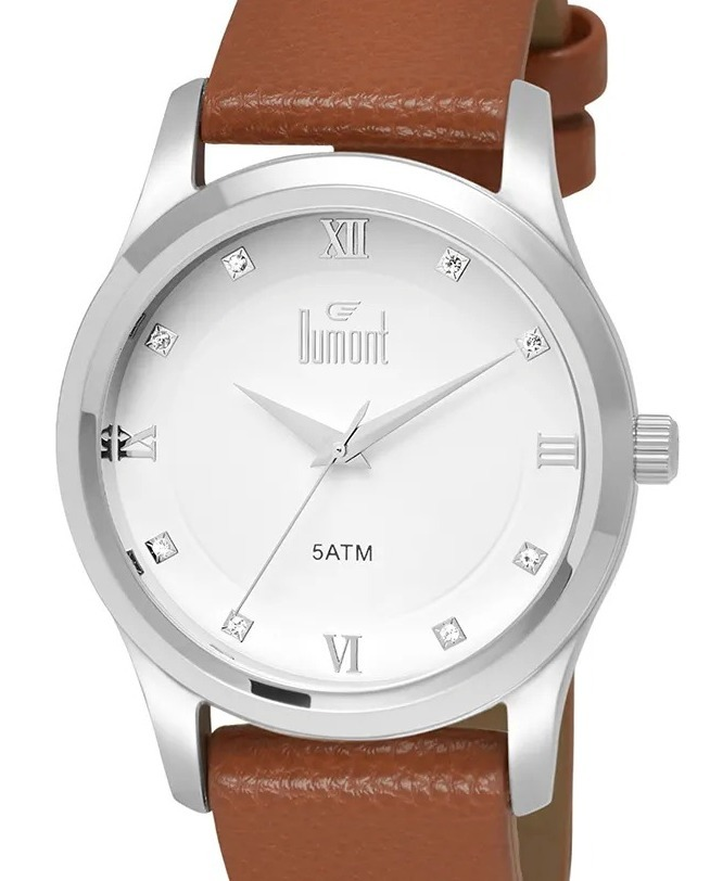 f84f91f69eb23 Relógio Dumont Feminino Analógico - Du2035luy 3b - R  139,00 em ...