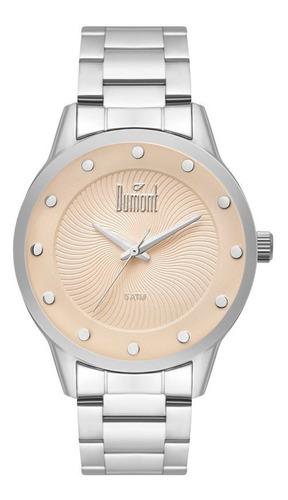 relógio dumont feminino du2036mfm/4k