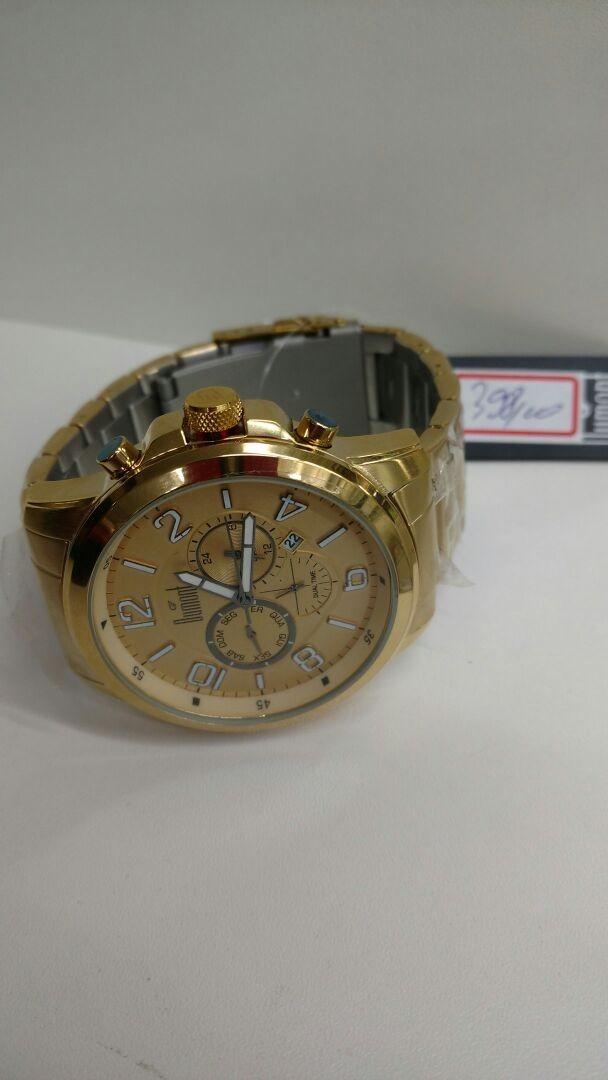 4f72a7b4e15 Relógio Dumont Masculino Traveller Dujp25aa4d Original - R  298