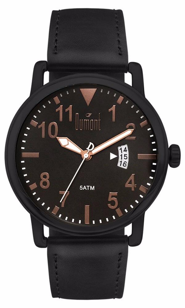 cfb0409f2d767 Relógio Dumont Traveller Masculino Du2315aak 2p - R  211,50 em ...