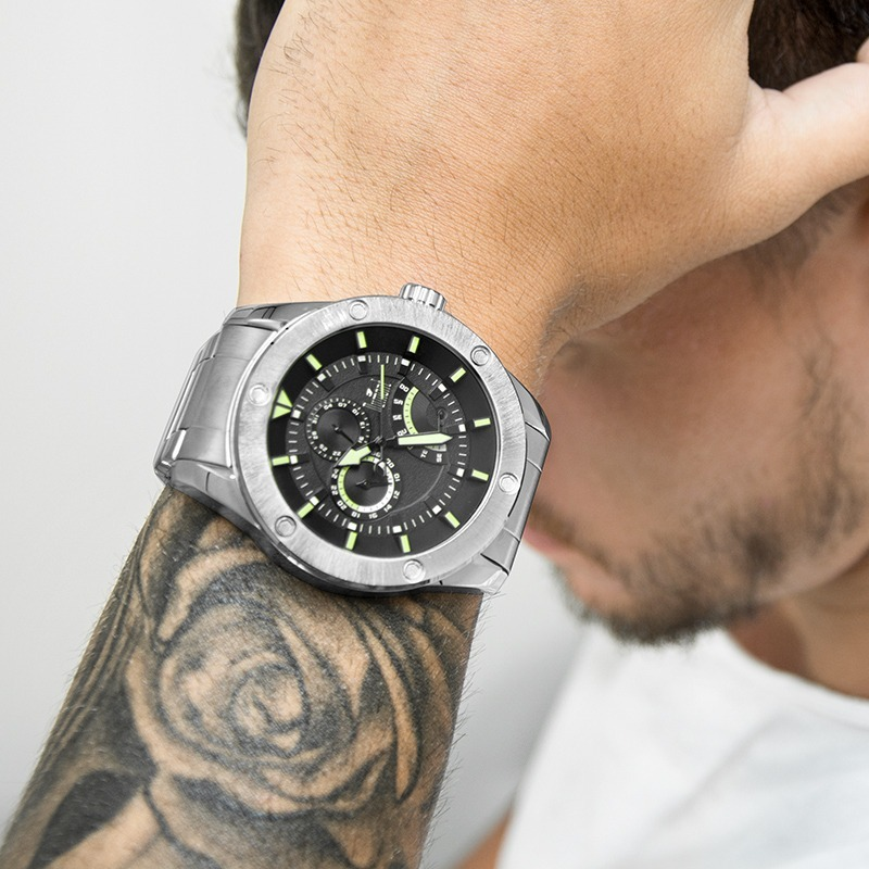 cd0eaec6468 relógio dumont masculino garbo dujr00ak 3p. Carregando zoom.