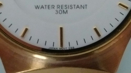 relógio dumont slim (pulseira de couro)