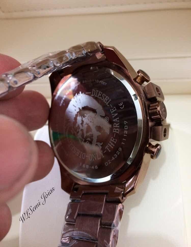6c9d0e2e51e relógio dz chocolate frete gratis. Carregando zoom.