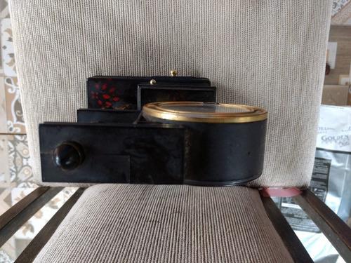 relogio e caixa de musica , o barateiro