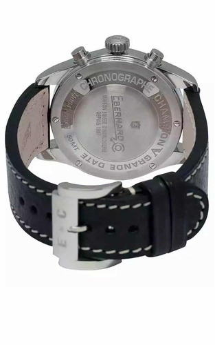 relógio  eberhard champion v chrono grand date  31064cp novo
