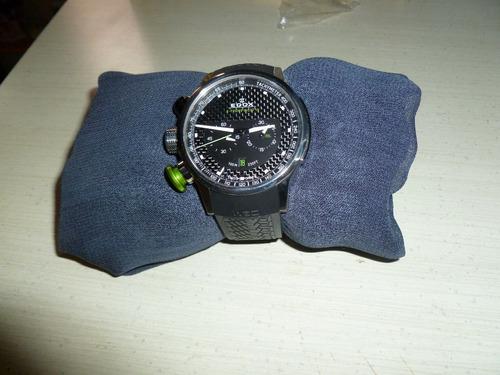 relogio edox wrc x-treme pilot iii limited edition