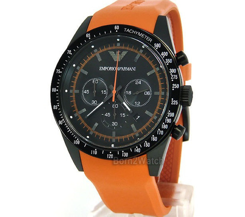 6ce0e63a491 relógio emporio armani ar5987 preto original garantia 3 anos · relógio  emporio armani
