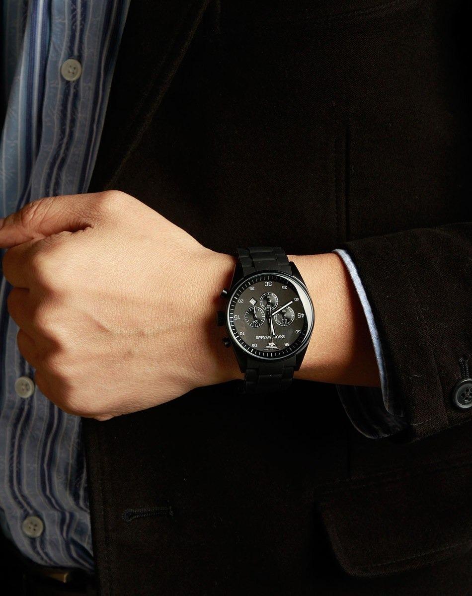 665b7ddb050 relógio emporio armani ar5889 + caixa + 3 anos de garantia · relógio  emporio armani. Carregando zoom.