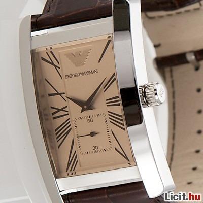 b4d02f2458e Relógio Emporio Armani Ar0154. No Brasil + Frete Grátis! - R  369