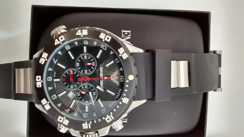 e9fc9b3526d Relógio Empório Armani Ap-0690 - Original - R  550