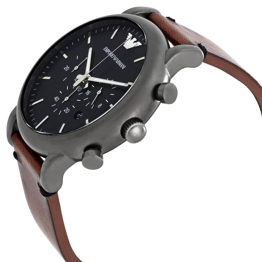 e1e2d4b027e ... 8519535d2e0 Carregando zoom... emporio armani relógio. Carregando zoom...  relógio  41fbe9b13ad Relógio Emporio Armani Original ...