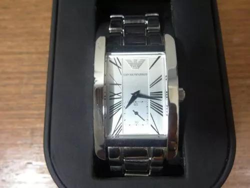 96f9d48661afb Relógio Empório Armani Classic Har0145 Sem Uso. - R  690