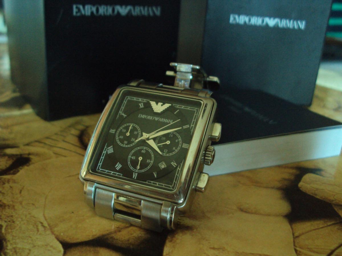 f891791ee41 relógio empório armani. Carregando zoom.