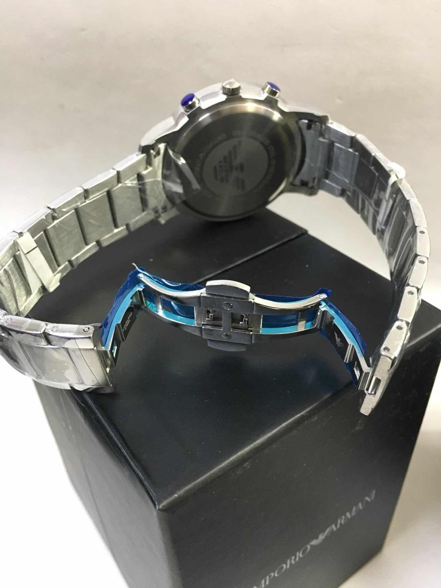 9b504577bcf Relógio Emporio Armani Ar2434 F p C Caixa E Garantia - R  285