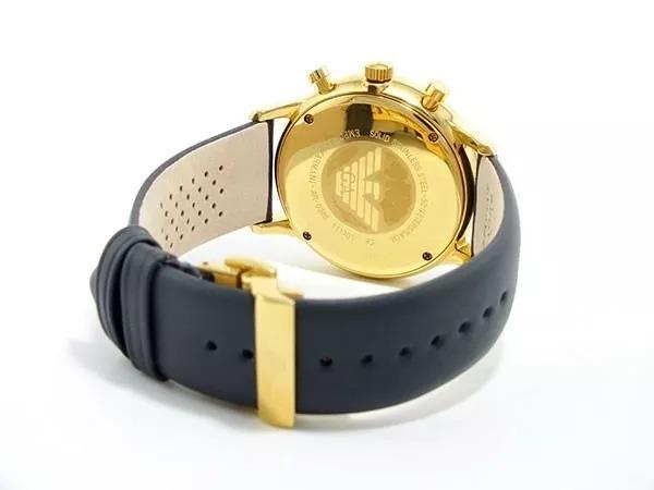 8be82ac5db8 Relógio Zpw3209 Emporio Armani Ar0386 Couro Social Promoção - R  378 ...