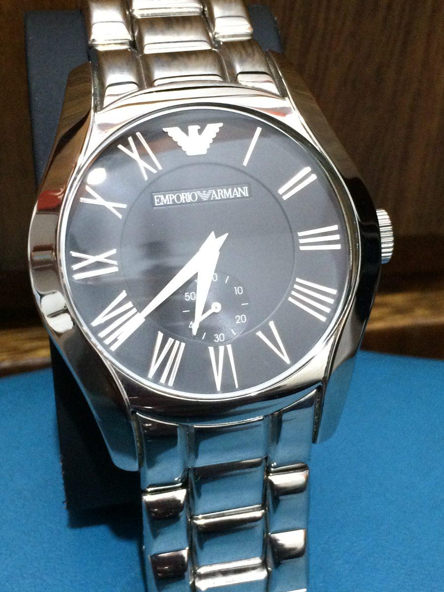f4bbf9b83ef relógio emporio armani ar 0680 - com certificado - original. Carregando  zoom.