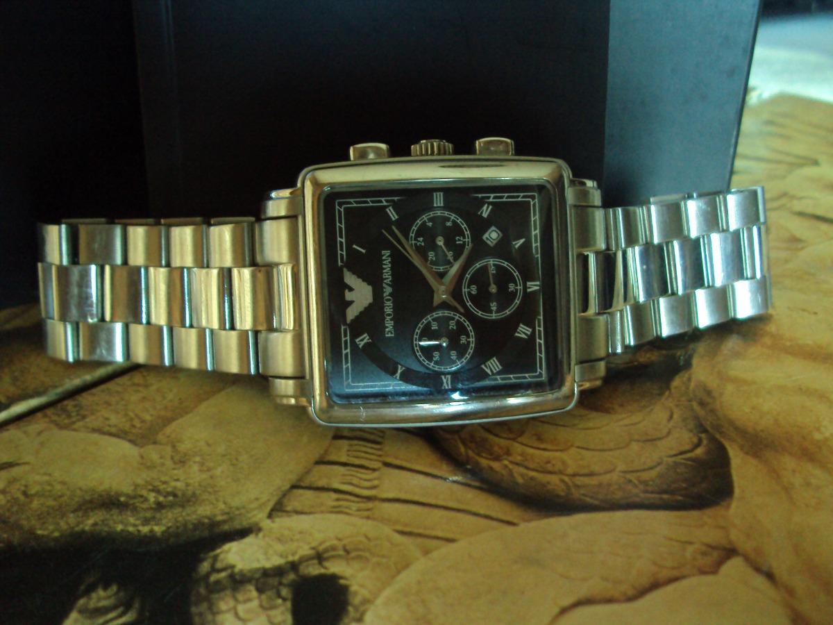 b2e962ac3d9 relógio empório armani ar-5331. Carregando zoom.