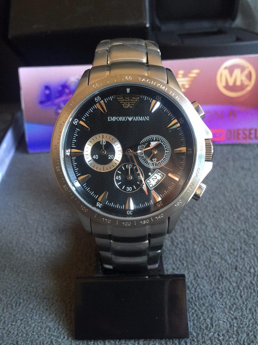 9130981c36e66 relógio emporio armani ar0636 kaká original completo c caixa. Carregando  zoom.