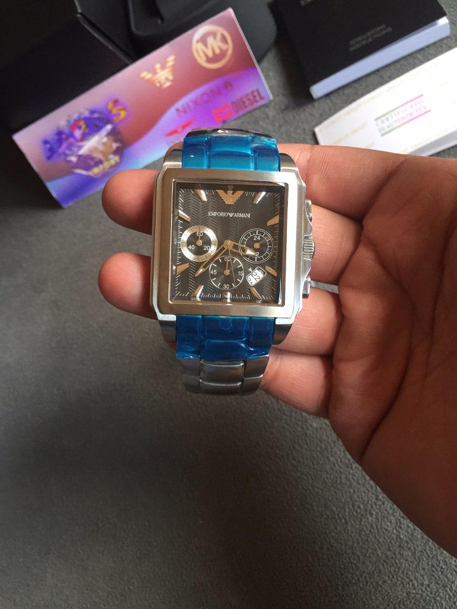 011f4667d8e relógio emporio armani ar0659 kaká original completo c caixa. Carregando  zoom.