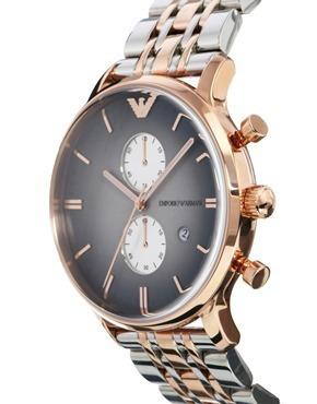 defb17ea933 Relógio Emporio Armani Ar1721 Prata